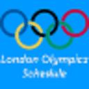 伦敦奥运会赛程表