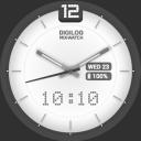 DIGILOG MIX-WATCH表盘