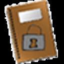 带挂机锁的笔记本、日记本和记事本