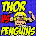 Thor vs Penguins FREE