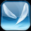 Galaxy Note 2 羽毛落下动态桌布