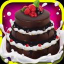 蛋糕制作者的故事 - 糖果蛋糕烹饪游戏