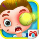 儿童体育游戏医生
