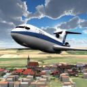 飞机3D飞行模拟器
