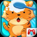 宠物动物沙龙 - 儿童游戏