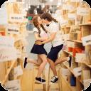 热恋中的情侣-宝软3D主题
