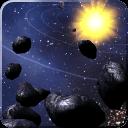 小行星动态壁纸