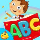 ABC教学卡片幼儿