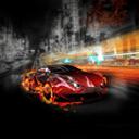 红色旋风-3D桌面主题