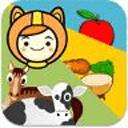 学习英语动物果菜