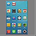 360手机桌面主题-蓝天白云