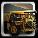 矿用卡车停车3D