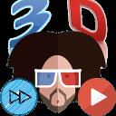 红蓝3D播放器