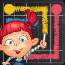 Doodle Lines: Dots Link Puzzle