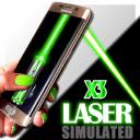 激光笔模拟-X3