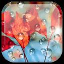 Galaxy S4 雨滴动态壁纸