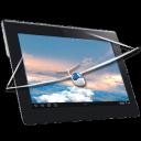 云端翱翔3D动态桌面