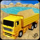 沙 输送 卡车 模拟器