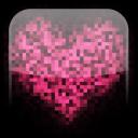 Pixel! 爱心动态壁纸