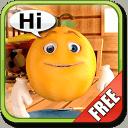 橙色水果免费通话