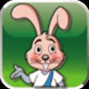 小白兔问路