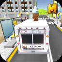 模拟冰淇淋卡车3D