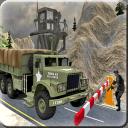 军 检查 帖子 卡车 模拟器