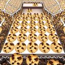 饼干推土机