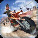 德比摩托賽3D寫實年底下降下坡小輪車和自行車WWE高摩托車.