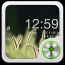 GO锁屏新绿主题