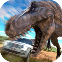 Crazy Driving : Jurassic Run