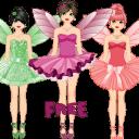 芭蕾舞公主装扮