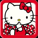 Hello Kitty 相亲相爱美丽蝴蝶结