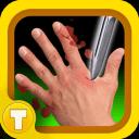 手指VS刀