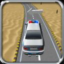 沙漠警察停车3D