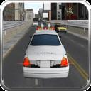 警车停车3D游戏