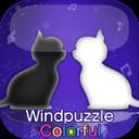 风之谜题:黒猫和白猫的幻想曲