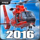 直升機模擬2016
