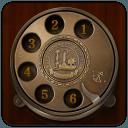 复古电话密码锁