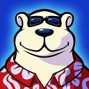 北极熊鲍勒:保龄球