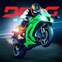 摩托直线竞速赛