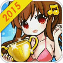 2015 Athletic Fruits Girls APK