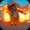 Cube War: City Battlefield 3D
