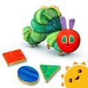 饥饿毛毛虫™:形状和颜色