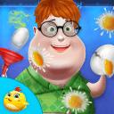 科学实验鸡蛋
