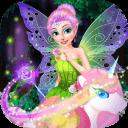 Magic Fairy Princess Spa Salon