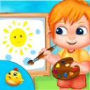 学画画动物为孩子