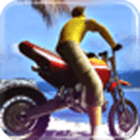 海滩摩托赛车