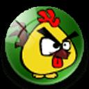 愤怒的公鸡