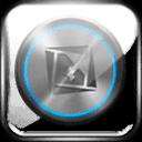 TSF桌面主题(透明玻璃风格)